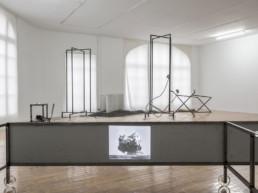 Portrait de MOUNTAINCUTTERS Autour de l'exposition Spolia au Grand Café de Saint Nazaire